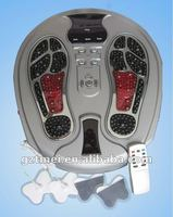 2011 hot sale on TV infrared foot massage device