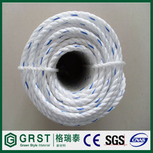 Ship mooring dacron double braided polyester rope