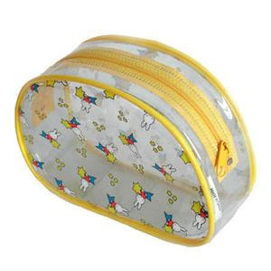 new fashion cheap sublimation Cute Multifunction Beauty Zipper Travel Cosmetic Bag