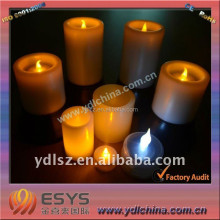 2015 fashion New LED candle light electronic candle