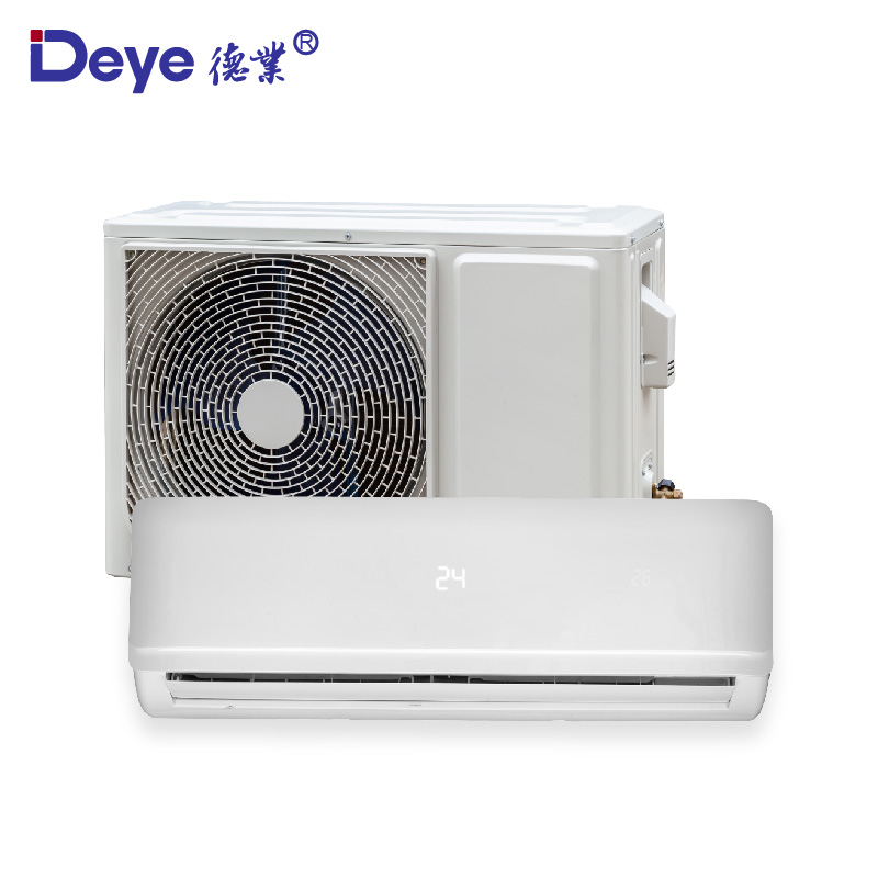 DC/<strong>AC</strong> solar air conditioner 24000 BTU solar powered air conditioner