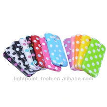 for samsung galaxy s4 mini case Polka Dot TPU Case for s4 mini