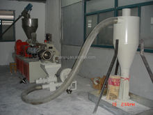 PVC hot-cut pelletizing line/pvc granules making machine