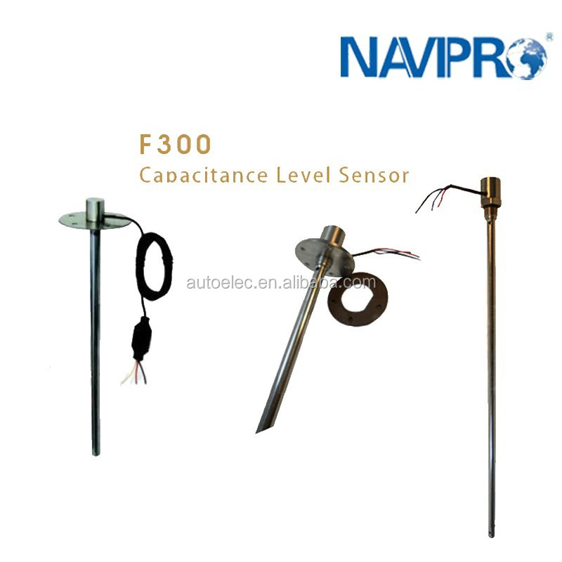 DF300 Capacitive sensor measure length 100-1500mm can be customized boiler water level gauges