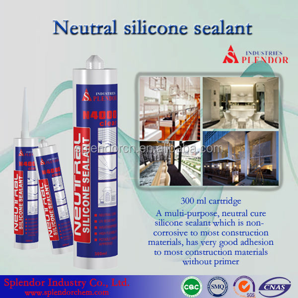 Silicone Sealant for rc boat catamaran hulls/ rebar adhesive silicone sealant supplier/ silicone sealant for wood