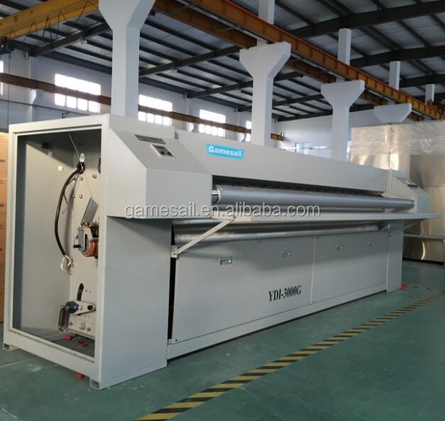 Laver industrielles fers repasser equipements de - Machine a repasser automatique prix ...