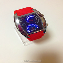 New design flashing LED watch Sports LED watch