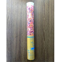 Wholesale Colorful Ball Confetti Special Effects Christmas Fireworks Snow Round Party Popper