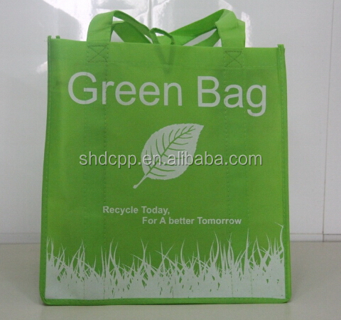 Alibaba china new coming nonwoven pet shopping bag