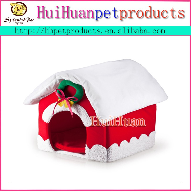 Cute and Plush Dog Bed, Dog Cave Bed Wholesale Dog Cat House