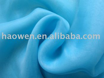100% polyester chiffon fabric /MS. dress fabric