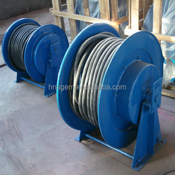 Spring Steel Cable Reel Export to Europe Market