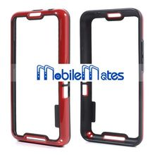 Double Color Hybrid PC+TPU Frame Bumper Cover For Blackberry Z30 A10, For Blackberry Z30 Phone Bumper