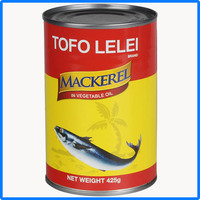 china canned mackerel