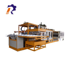 Disposable ps fast food container production line