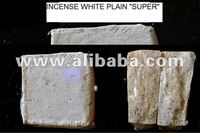 "Incense White Plain ""Super"""
