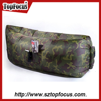 Outdoor camping Sleeping bag inflatable air sofa