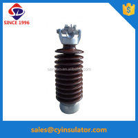 best price porcelain 33kv line post insulator