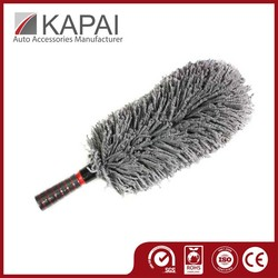 Strong Water Absorptive Car Duster With Plastic Handle