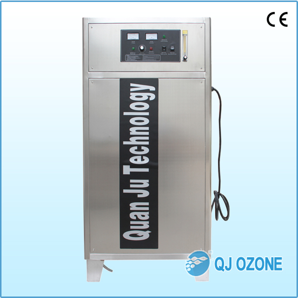 ozone generator water treatment, commercial aqua drinking water processed by ozone water generators