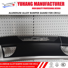 High quality aluminum alloy bumper guard for CRV12