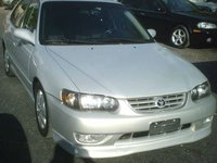 2002 Toyota Corolla TypeS