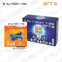 MRT3-1 STEM Educational connects blocks robot toys for Children over 8 years old