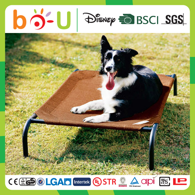 Factory price manufacturer price raised waterproof dog bed