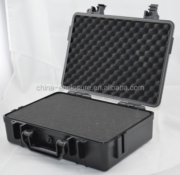 China factory waterproof hard ABS <strong>plastic</strong> carry <strong>case</strong>/tool box with EVA foam