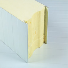 wholesale insulated panels for cold storage with rigid polyurethane foam sheet