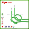 high temperaturer UL3135 silicone rubber wire for rice cooker inner use wire