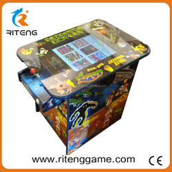 "factory direct sales 22"" LCD 60 in 1 cocktail arcade cabinet"