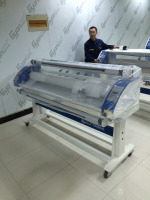 Automatic roll to roll 60 inch laminator