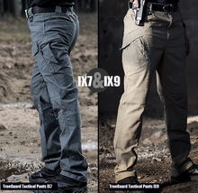 Men's Urban Military Ripstop Cargo Style Lightweight EDC Assault 511 Cargo Tactical Pants