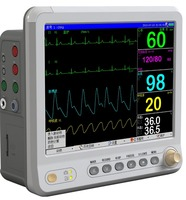 Multi-parameter patient monitor for veterinary