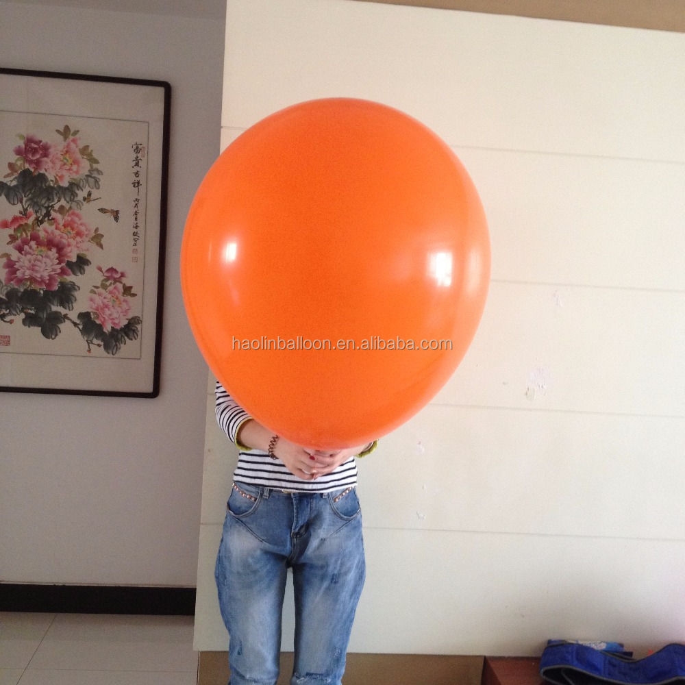 inflatable gift giant latex balloon for wedding decoration