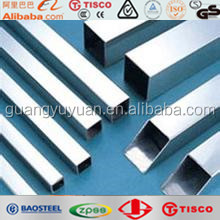 Prime quality steel 316l stainless steel square bar price