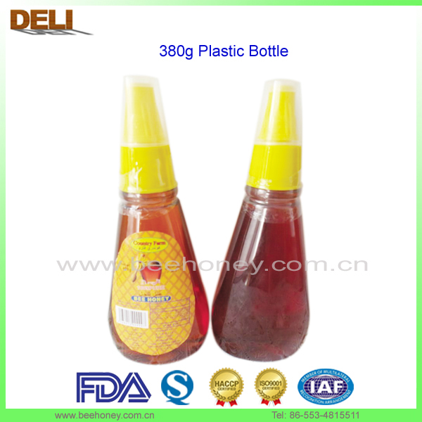 500g apple glass bottle honey syrup/ blend honey /mixture honey syrup