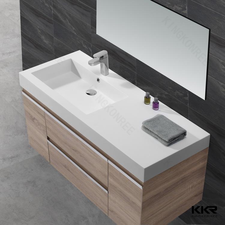 2016 design bathroom vanity plywood wall hung washbasin cabinet buy bathroom washbasin cabinetwall hung washbasinplywood washbasin cabinet product on - Plywood Bathroom 2016