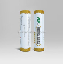 Environmental friendly high polymer underground waterproof membrane