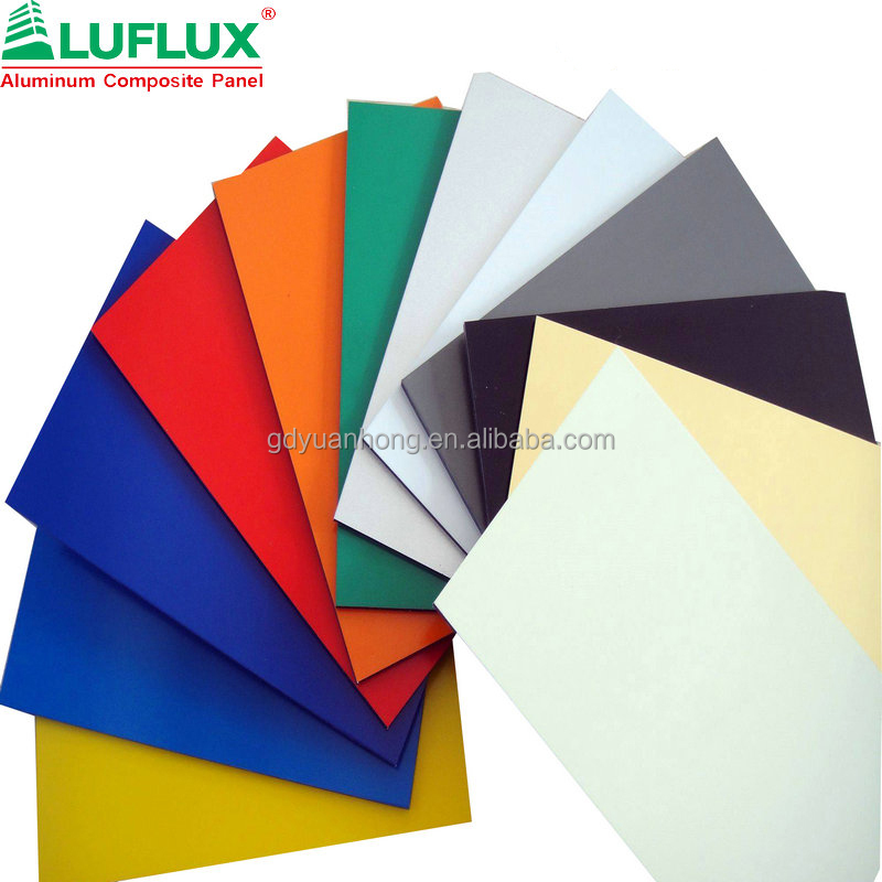 Aluminum Cladding Panel/ACP products/Alucobond/Aluminum composite panel