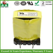 Good Price High Quality ER28 1.5 Volt Transformer UL ROHS Certified