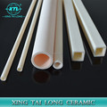 factory price insulating alumina ceramic thermocouple protection tube/Xing Tai Long