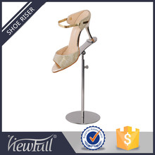 Graceful high heel shoe ring display wholesale