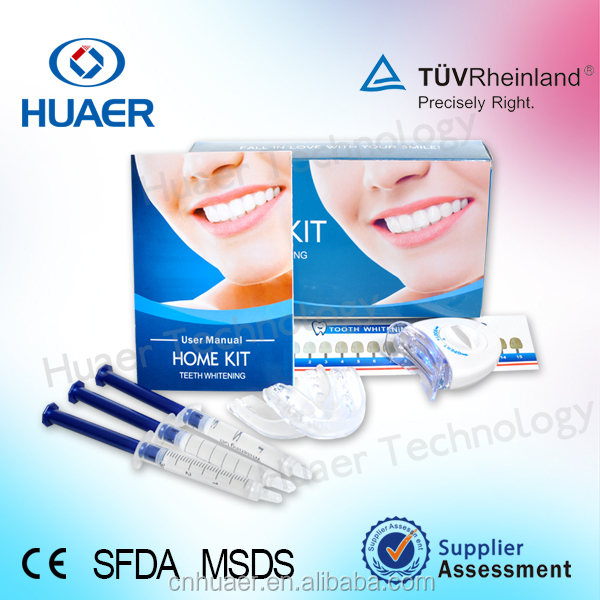 6 bulbs mini teeth whitening whitelight