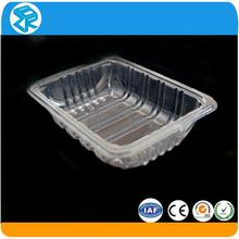 Top Sale Long Service Life Round Clear Plastic Trays