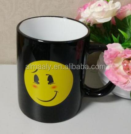 11 Oz Cheap Black Coffee Mug Buy Cheap Coffee Mug Black