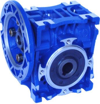 NMRV 63 Stainless Steel Reducer Mechanical Motor Reducer . Aluminium alloy worm gearbox . Worm gear speed reducer