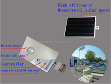 Latest 5W Innovative Energy Saving Solar Street Light All In One