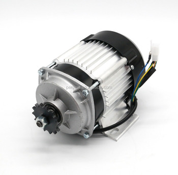 48v 1000welectric tricycle brushless dc motor